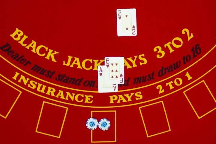 verdubbelen bij blackjack