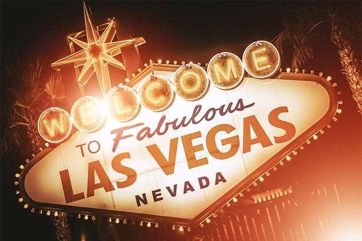 Fabulous Las Vegas bord