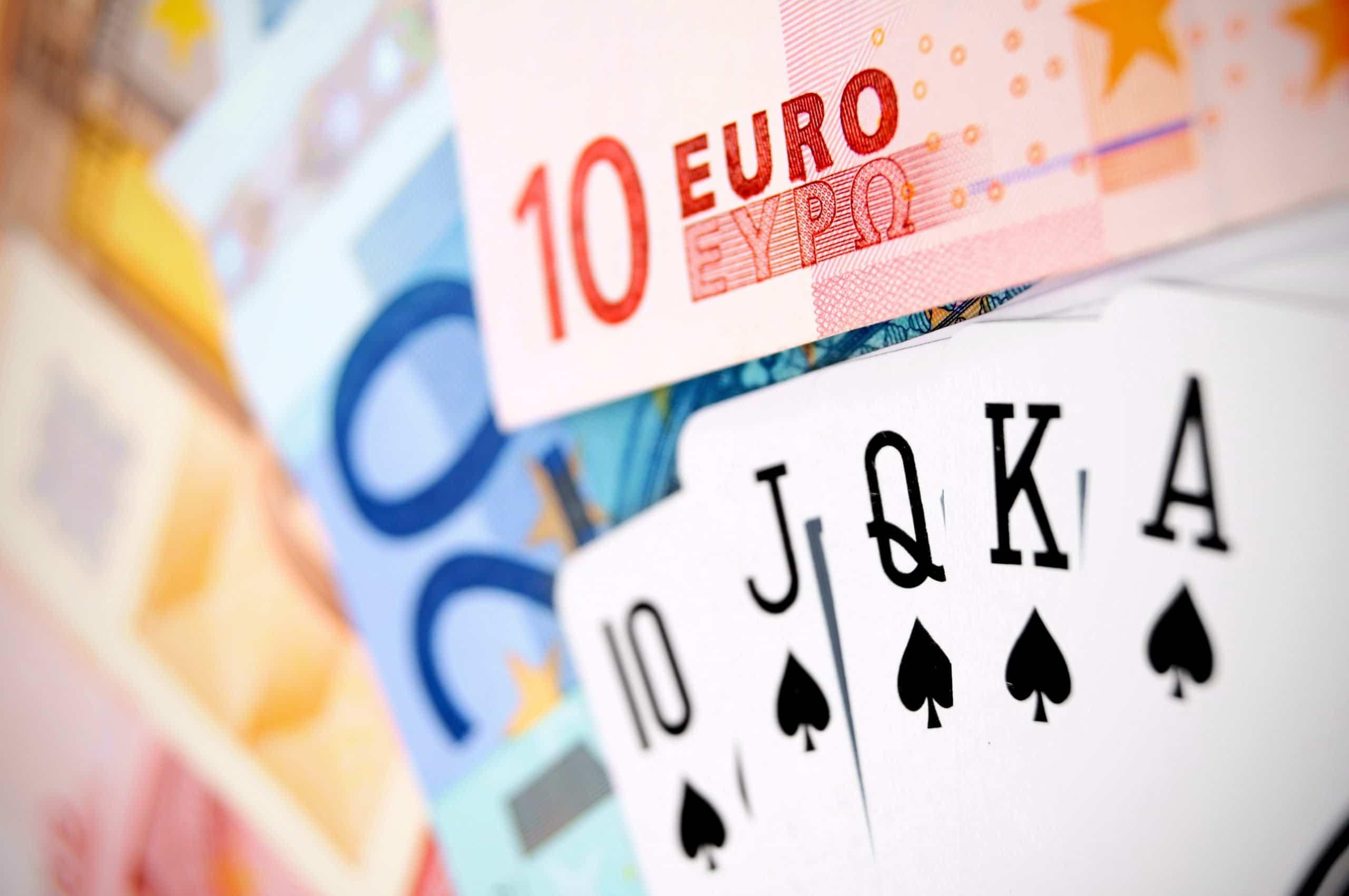 Spelen met echt geld